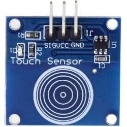 sensor capacitivo TTP223