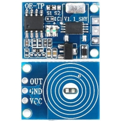 Touch sensor capacitivo con Dimmer 5-12v 3A