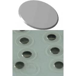 Pulsador Tact Switch membrana Redondo