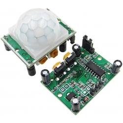 Sensor Mini Detector de presencia PIR