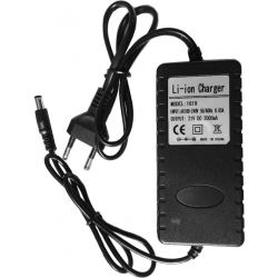 Cargador para Pack Baterías de litio 5S 18-18.5/21v.