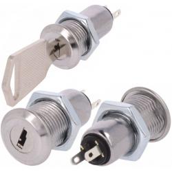 Interruptores con llave y bloqueo