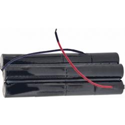 Pack NiMh 4S3P-12S