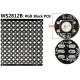 Módulo WS2812B con Led RGB PCB Negro