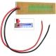 Medidor de Capacidad para Baterías de Litio con 5 led