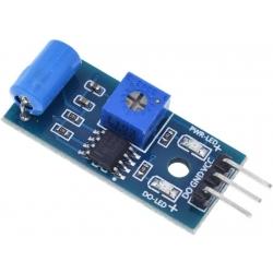 Circuito Sensor de impacto, vibración