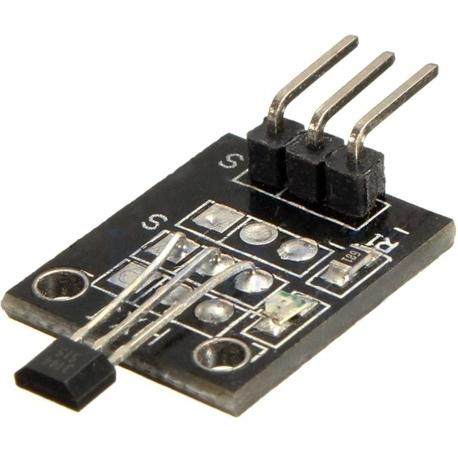 Circuito Sensor efecto Hall