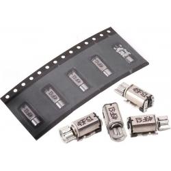 Micro Motor de vibración de 1.5v SMD 4x7mm