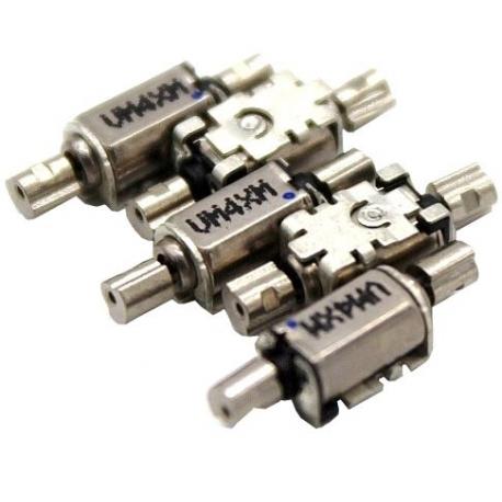 Micro Motor de vibración de 1.5v SMD 4x7mm doble Eje