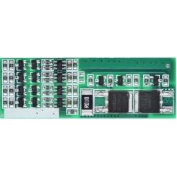 PCM 4S 14.8v para Baterías de Litio 8A. 52x18mm