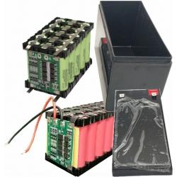 Baterias de Litio 12v. en caja 12v7