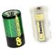 Adaptador Batería-Pila 1-AA a 1 LR20
