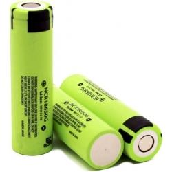 Baterías Panasonic de Litio NCR18650G de 3.600mAh 3.6v