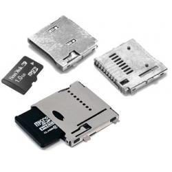 Conector Mini SD Card
