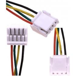 Conector JST GH Polarizados 1.25mm Hembra con Cables