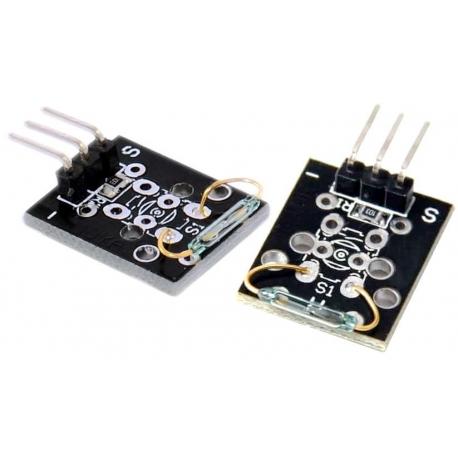 Circuito Sensor Reed Switch