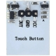Sensor Touch capacitivo con Led TTP223B