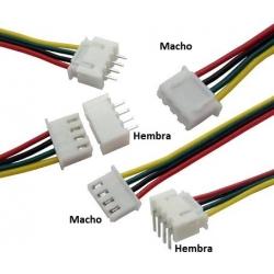 Conector JST XHP Polarizados 2.5mm