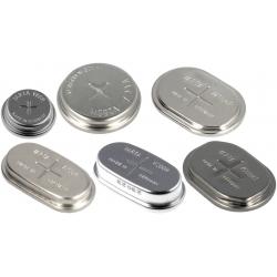 Batería NI-MH Recargable 1.2v. de botón
