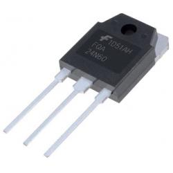 Transistor MOSFET FQA24N60 unipolar, 600V. 14,9A, 310W, TO3PN