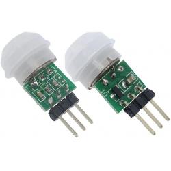 Mini Sensor Pir AMR312 IR