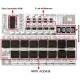 PCM 5S para Baterías de LiFePo 16v.80-100A