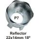 Reflector BOOM 22x14 18º