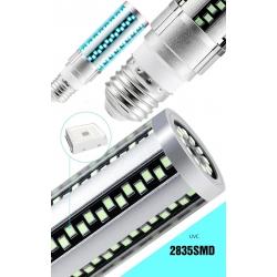 Lámparas E27 con Led UV Ultravioleta, Germicida de 15w y 20w