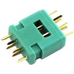 Juego Conector Multiplex 6pin MPX