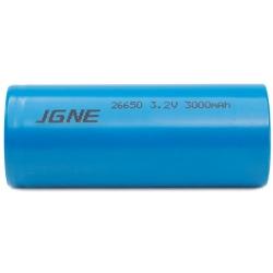 Batería 26650 3.2v 3.000mA LifePo