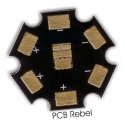 Circuito Impreso (Alu-Pcb) para LED REBEL