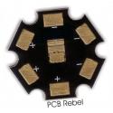 Circuitos Impresos (Alu-Pcb) Led Rebel