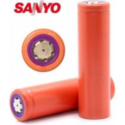 Bateria Litio Sanyo UR18650-ZT