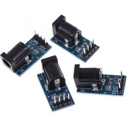 Pcb Conector Jack Alimentación Hembra 5.5x2.1mm
