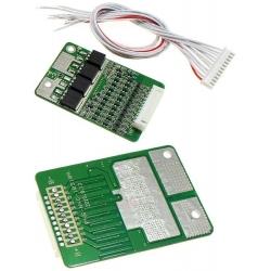 PCM 10S para Baterías Litio de 36/37v. 25A