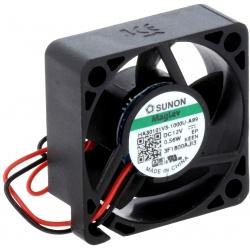 Ventilador de Disipadores Sunon 12v 30x30x10mm