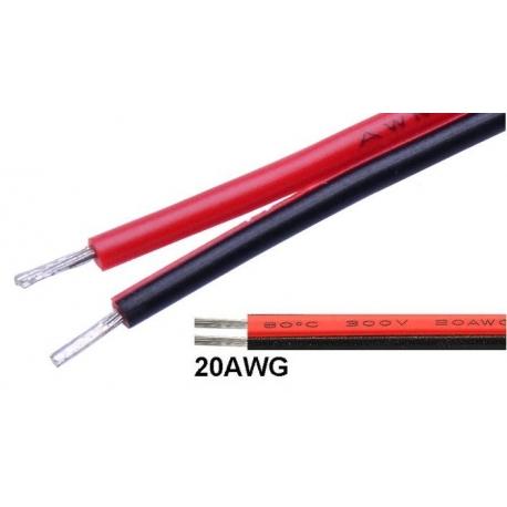 Cable Paralelo de 2 hilos AWG20