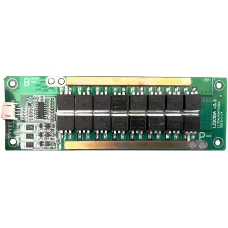 PCM 3S 120A, para Baterías de Litio 11.1v Litio LI03S