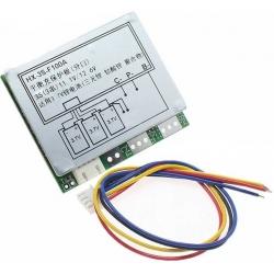 PCM 3S para Baterías de Litio 11.1v. 60-100A
