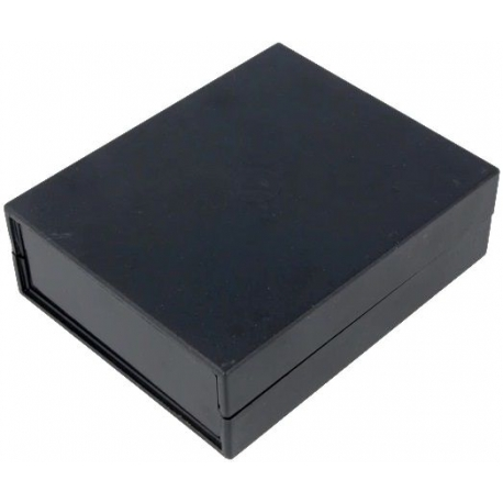 Caja de montaje con frontis de 64.5x89.3x36mm