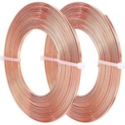 Cable Plano de Cobre rígido