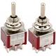 Interruptor de Palanca Vertical 2C3P con retorno MTS-223 (ON)-OFF-(ON)