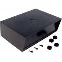 Caja de montaje con frontis de 150x110x50mm