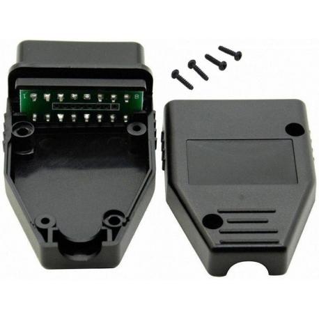 Conector OBD2 Recto