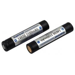 Baterias Litio 14650 3.7v 1100mA Keep Power