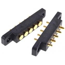 Conectores placa-placa 2.5mm 5pin