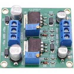 Fuente Dc-Dc. Dual Positivo-Negativo LM317-LM337 SMD
