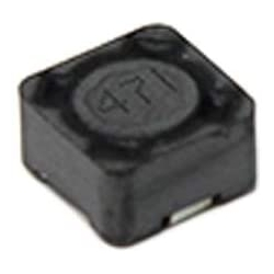 Inductancia Radiales SMD de 7.3x7.3x4.5mm 1 Amp.