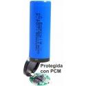 Batería Litio TN18500C 1.900mAh Enercig