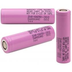 Bateria Litio Samsung INR18650 30Q Protegida